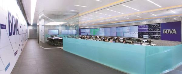 BBVA data centre 2