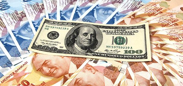 Turkey lira US dollar-R-600