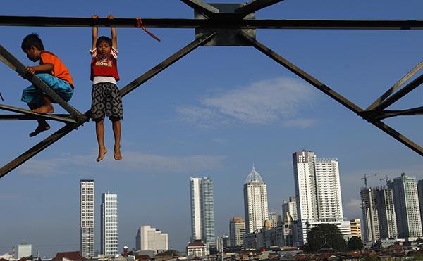 Jakarta plunge-R-600