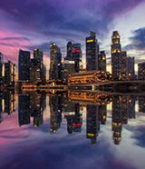 singapore harbour-160x186