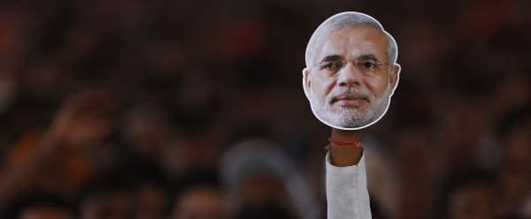 Narendra Modi envelope