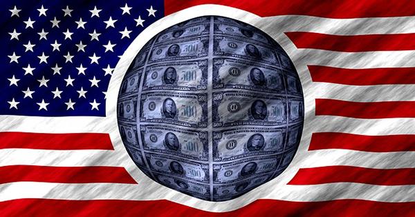 US flag dollar-600