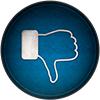 Facebook-thumb-down-dislike-100