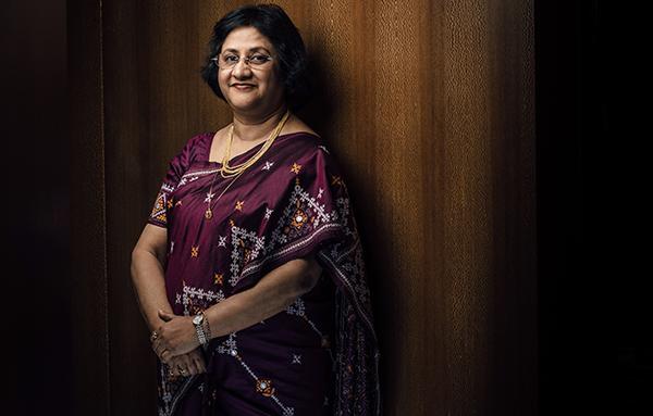 Arundhati Bhattacharya standing-600