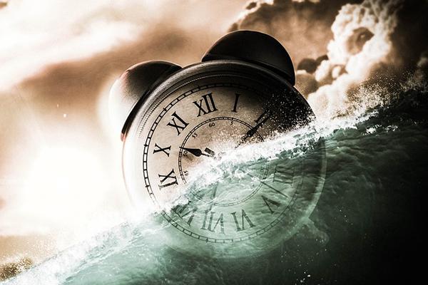Sea clock-600