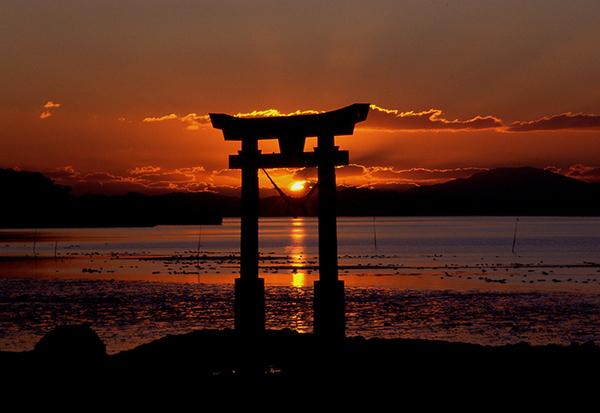Japan-nagau-horizon-sunset-600