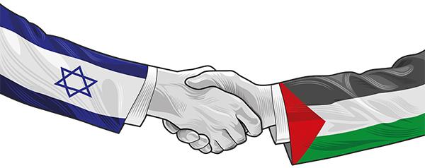 Palestine Israel handshake-600