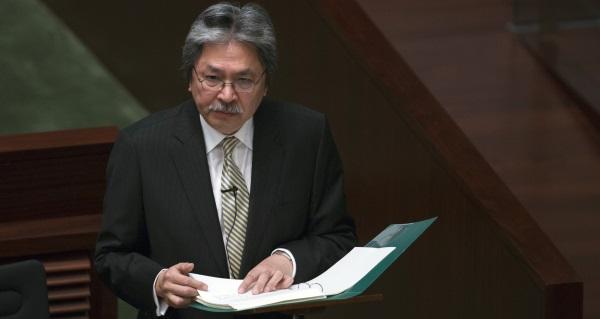 John C Tsang-R-envelope