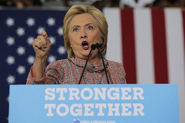 Hillary Clinton Stronger Together-R-600