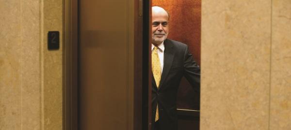 Ben Bernanke doors-envelope
