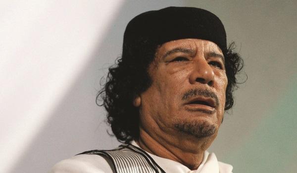 Muammar Gaddafi-envelope