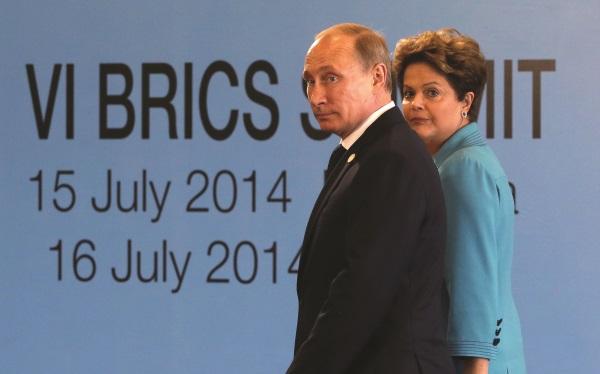 IMF SV Putin Rousseff