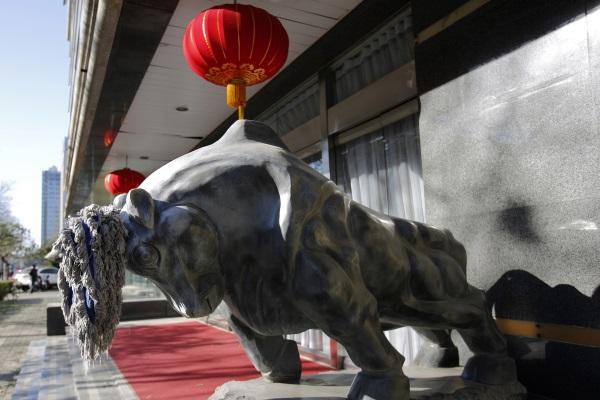Bull china-R-600