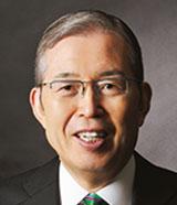Shigenobu Nagamori, CEO, Nidec_2019_160x186