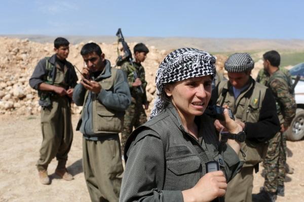 Kurdistan fighters-R-600