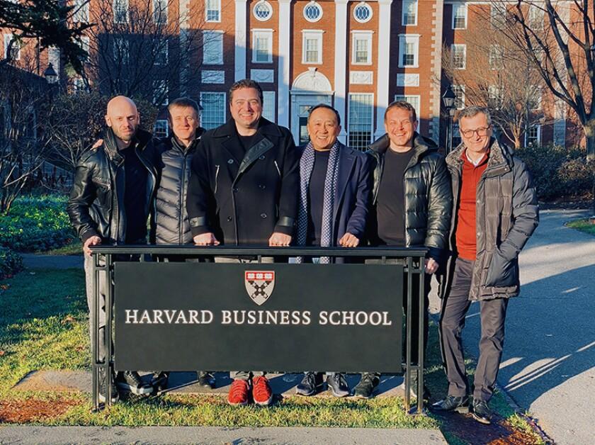 HARVARD BUSINESS SCHOOL-780