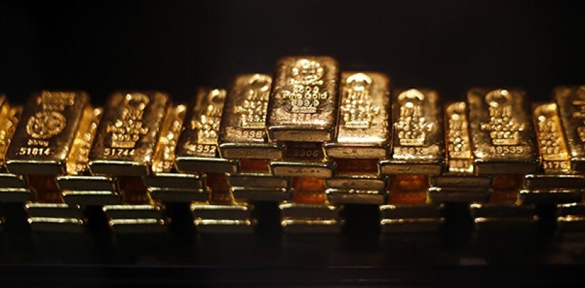 Gold bars-R-600