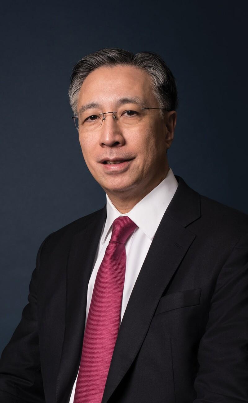 Nestor V Tan, President and CEO, BDO Unibank.jpg