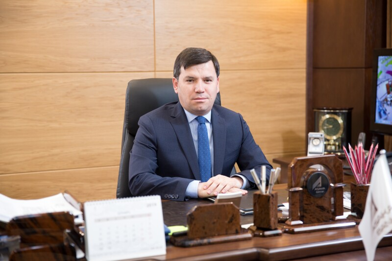 Nodirbek Saydullaev, Chairman, Asaka Bank.jpg