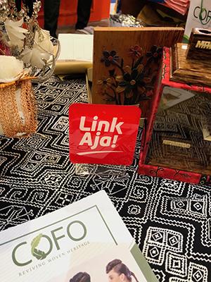 LinkAja sign Jakarta_300