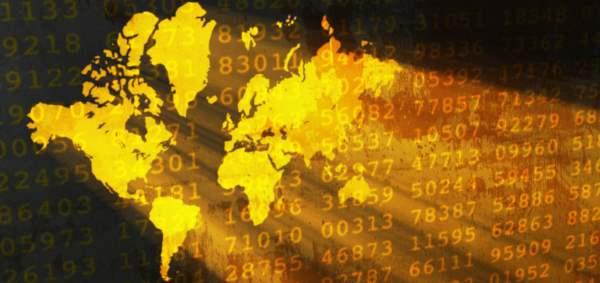 globe digital envelope