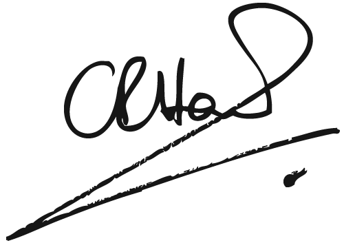 Clive-signature